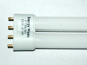 Bulbrite B504552 FT55/841 (4-Pin) 55W 4 Pin 2G11 Cool White Long Single Twin Tube CFL Bulb