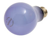 Bulbrite B711025 50/150/N (120) 50-150W Long Life A21 Neodymium TrueDaylight 3 Way E26 Base