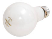 Philips Lighting 168674 200A/WL (120V) Philips 200W 120V A21 Soft White Long Life Bulb, E26 Base