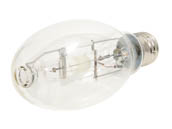 Plusrite FAN1014 MH175/ED28/U/4K 175W Clear ED28 Cool White Metal Halide Bulb