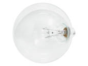 Philips Lighting 168526 60G40/CL/LL (120V) Philips 60W 120V G40 Clear Long Life Globe Bulb, E26 Base