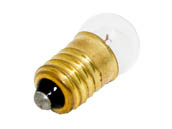 CEC Industries C14 14 CEC 0.74W 2.47V 0.30A Mini G3.5 Flashlight Bulb
