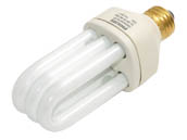 Philips Lighting 130773 SLS 20  UNIVERSAL Philips 20W Warm White Triple Twin Tube CFL Bulb, E26 Base