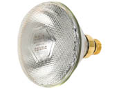 Philips Lighting 145516 175PAR38/HEAT/CL (120V) Philips 175W PAR38 Clear Infrared Halogen Heat Bulb