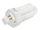 GE GE34391 F13TBX/SPX27/827/A/4 13W 4 Pin GX24q1 Warm White Triple Twin Tube CFL Bulb