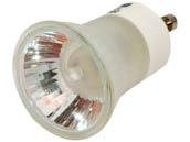 Bulbrite B620520 20MR11/GU10F 20W 120V MR11 Halogen Flood Bulb
