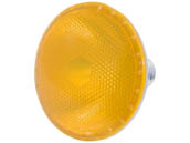 Bulbrite B683758 H75PAR30Y (Yellow) 75W 120V PAR30 Halogen Yellow Bulb