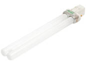 Philips Lighting 146837 PL-S 13W/830/2P/ALTO Philips 13W 2 Pin GX23 Soft White Single Twin Tube CFL Bulb