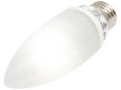 TCP TEC10714 10714 (Medium Base) 14W Warm White Torpedo CFL Bulb, E26 Base