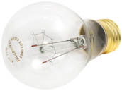 Bulbrite B104140 40A15C 40W 130V, Clear Ceiling Fan or Appliance Bulb, E26 Base