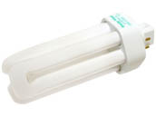 Bulbrite B524346 CF26T841/E 26W 4 Pin GX24q3 Cool White Triple Twin Tube CFL Bulb