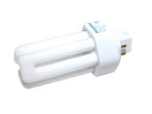 Sylvania SYL20893 CF13DT/E/835/ECO 13W 4 Pin GX24q1 Neutral White Triple Twin Tube CFL Bulb