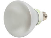 Litetronics MB-900DP 8W/BR30/110-130V/Frost Face 8W Frosted BR30 Dimmable Cold Cathode Bulb