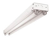 Simkar SMK5927575 CH232-B11-UNV 4 Ft Striplight Fixture for Two Fluorescent F32T8 Lamps