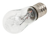 CEC Industries C6S6-155V 6S6 (155V) CEC 6W 155V Clear S6 Indicator Lamp