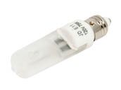 Bulbrite B610072 Q75FR/MC (Frosted) 75W 120V T4 Frosted Halogen Mini Can Bulb