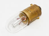 CEC Industries C1891 1891 CEC 3.36 Watt, 14.0 Volt, 0.24 Amp T-3 1/4 Indicator/Automotive Lamp