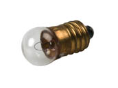 CEC Industries C1446 1446 CEC 2.40W 12.00V 0.20A Mini G3.5 Flashlight Bulb, 10 Pack