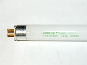 Bulbrite B519143 F14T5/865 14W 22in T5 Daylight White Fluorescent Tube