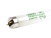 Ushio U3000484 F28T8/835 (28 Watt, 48 inches) 28W 48in T8 Neutral White Fluorescent Tube