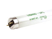 Ushio U3000485 F28T8/841 (28 watts, 48 inches) 28W 48in T8 Cool White Fluorescent Tube