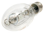 Plusrite FAN1037 MP150/ED17/U/4K 150W Clear ED17 Protected Cool White Metal Halide Bulb