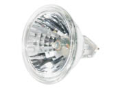 Philips Lighting 202598 20MRC16/IRC/ALU/FL36 (5000 Hrs) Philips 20W 12V Energy Saving MR16 Halogen Flood