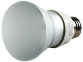 TCP TEC1R2009 1R2009 9W Warm White R20 Wet Location CFL Bulb