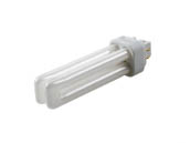 TCP TEC32413Q/27K 32413Q 13W 4 Pin G24q1 Warm White Double Twin Tube CFL Bulb