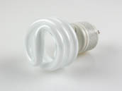 TCP TEC33118SP-50K 33118SP50K 18W Bright White GU24 Spiral CFL Bulb