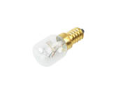 Philips Lighting 924198244440 25T25CL/E14/230-240V Philips 25 Watt, 230-240 Volt Clear T25 European Appliance and Oven Bulb