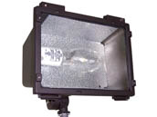 Value Brand QFL31H150R120L FL31H150R120L 150 Watt, 120 Volt High Pressure Sodium Small Flood Fixture