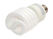 TCP TEC801027 TCP 801027 27W Warm White Spiral CFL Bulb, E26 Base