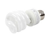 TCP TEC80101435 80101435K 14W Neutral White Spiral CFL Bulb, E26 Base