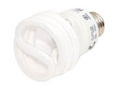 Longstar FE-IISB-19W/65K Long Star 19W 120V Daylight White Spiral CFL Bulb