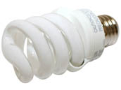 TCP TEC48913 48913 (2700K) 13W Warm White Spiral CFL Bulb, E26 Base