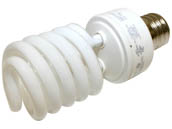 TCP TEC28942H277-41 28942H27741K 42W 277V Cool White Spiral CFL Bulb, E39 Base