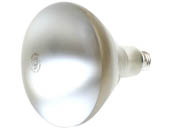 Philips Lighting 143438 300BR/FL (120-130V) Philips 300W 120V to 130V BR40 Frosted Reflector E26 Base