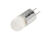 Bulbrite B770510 LED/JC/12WW Non-Dimmable 0.6W 12V 2700K JC LED Bulb