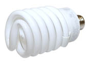 TCP TEC48942-27 TCP 48942 42W Long Life High Lumen Warm White Spiral CFL Bulb
