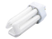 TCP TEC32418T35K 32418T35K 18W 4 Pin GX24q2 Neutral White Triple Twin Tube CFL Bulb