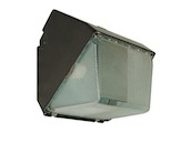 Value Brand QWP10H100R120LMP Wallpack Fixture (Small) with 100 Watt HPS Lamp