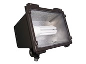 Value Brand QFL31F42EL Small Flood Fixture with One 42 Watt Fluorescent Lamp