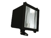 Value Brand QFL45M100QL Medium Flood Fixture with One 100 Watt MH Lamp, Voltage Must be Specified Before Ordering