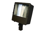 "Value Brand QFL70P250QLSF 16"" Flood Fixture with One 250 Watt Pulse Start Lamp, Voltage Must be Specified When Ordering"