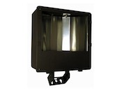 "Value Brand QFL70P250QLBR 16"" Flood Fixture with One 250 Watt Pulse Start Lamp, Voltage Must be Specified When Ordering"