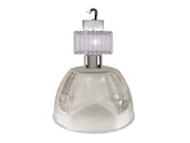 Value Brand QHB11P250QC16OL 250 Watt High Bay Fixture, Pulse Start Lamp, Voltage Must be Specified When Ordering