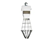 Value Brand QEB21P400QOLWG 400 Watt Portable High Bay Fixture, Pulse Start Lamp, Voltage Must be Specified When Ordering