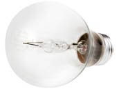 Bulbrite 115042 43A19/CL/ECO 43W 120V A19 Halogen Clear Bulb