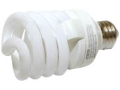 Philips Lighting 414003 EL/mdT2 18W Philips 18W Warm White Spiral CFL Bulb, E26 Base